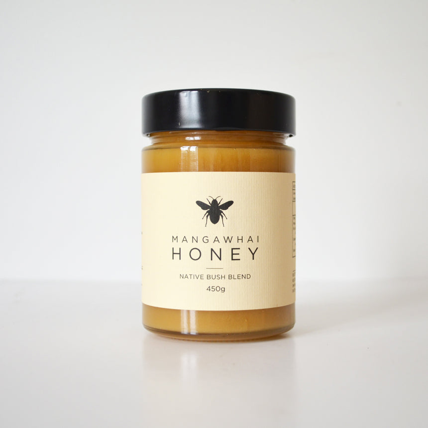 NATIVE BUSH BLEND HONEY | MANGAWHAI HONEY