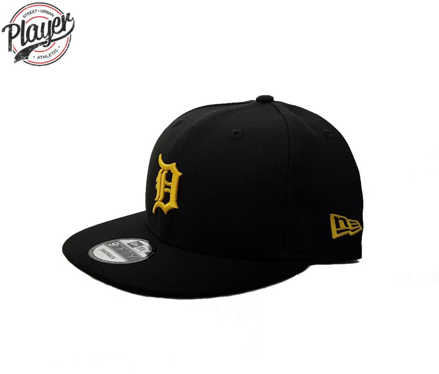 BLACK & YELLOW 9FIFTY