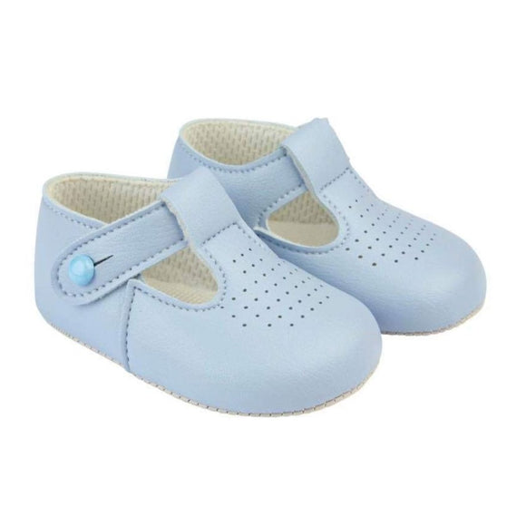 Baby boys baypod pram shoes