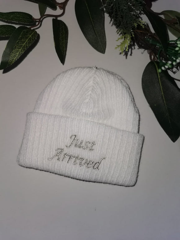 Just Arrived Beanie Hat