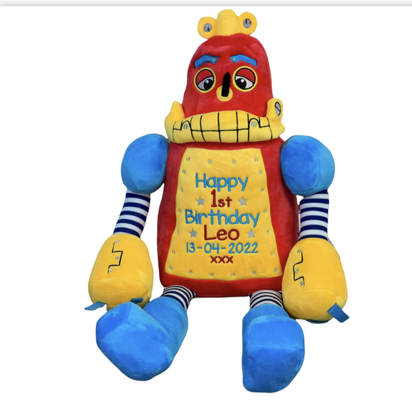 Little Lady/Little Man Peter Rabbit Embroidered Shawl