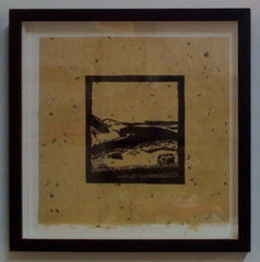 Warnambool - Wood cut prints
