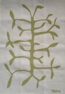 Tea towel - Olive