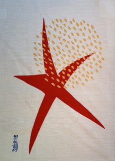 Tea Towel -Moon Star