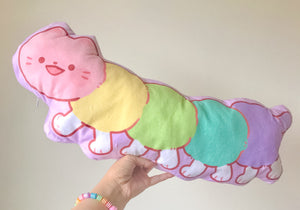 Caterpillowe Pillow Case