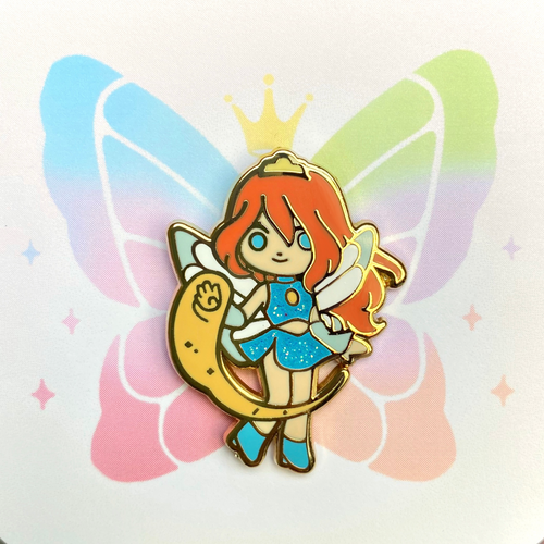 Bloom Fairy Pin