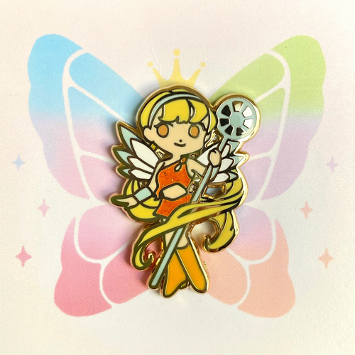 Stella Fairy Pin