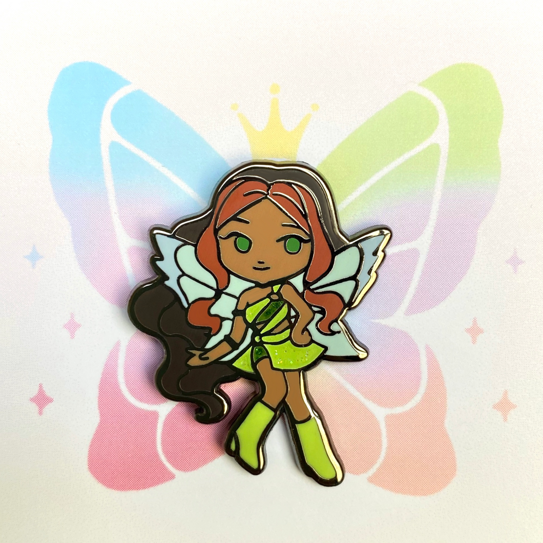 Aisha/Layla Fairy Pin