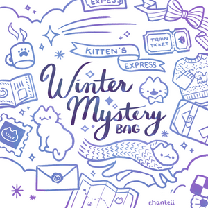 *Preorder* Winter Mystery Bag