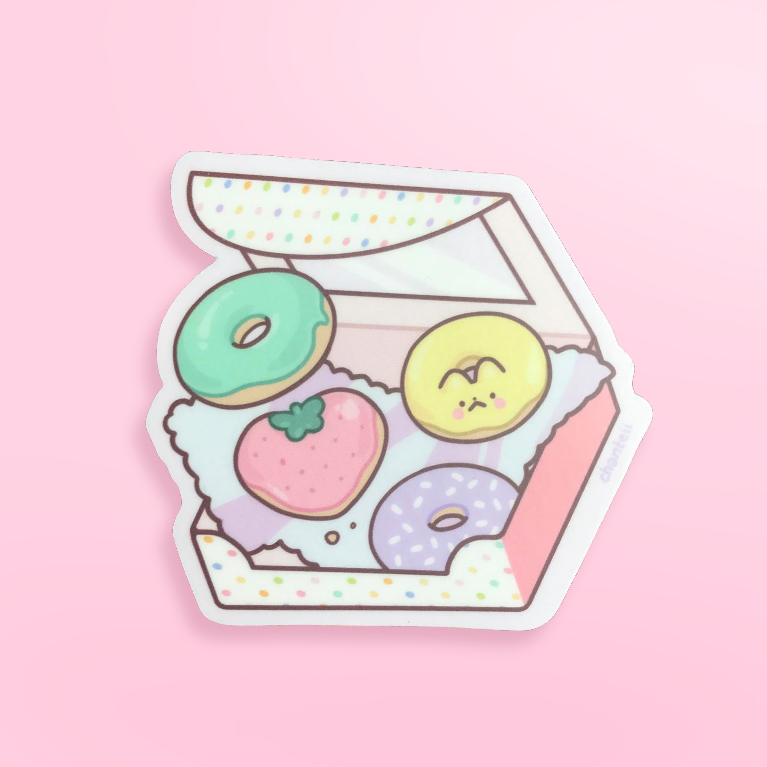 Donut Pack Sticker