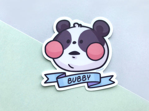 Yes this is a Panda Sticker