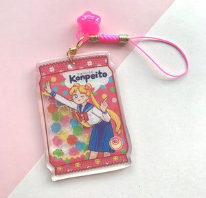 Sailor Moon Acrylic Charm