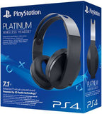 Casque Playstation Platinum sans fil
