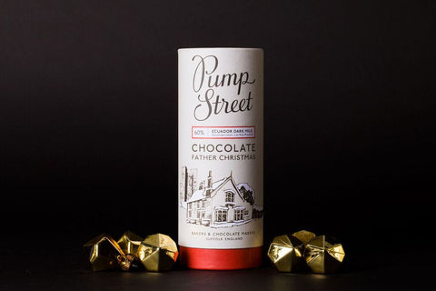 Pump Street Bakery Chocolate Father Christmas