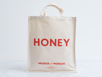 HONEY Canvas Shopping Bag