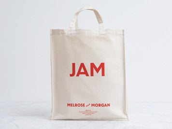 JAM Canvas Shopping Bag