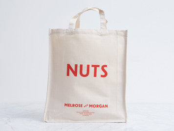 Nuts Canvas Shopping Bag