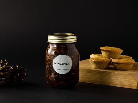 Jar of Home-made Mincemeat