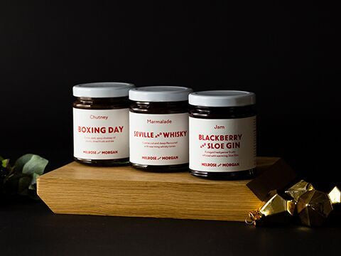 Christmas Preserves Gift Set