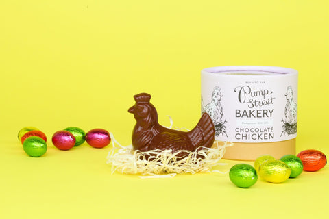 Pump Street Chocolate Chickens