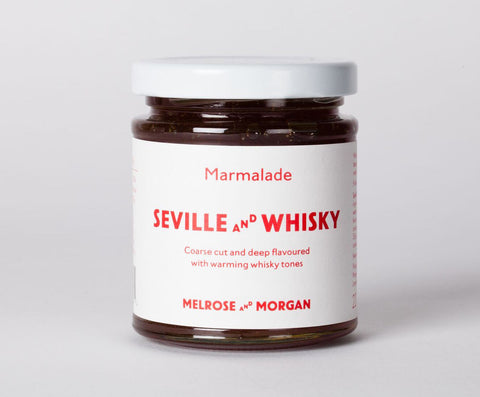 Seville and Whisky Marmalade