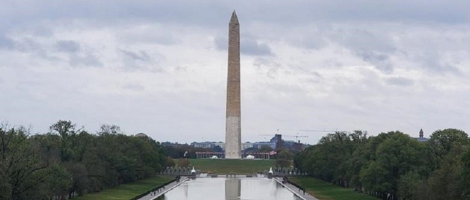 "The Washington Monument in Washington opened on October 9th 1888. Halfway up, there is a stone which says ""Fy Iaith, Fy Ngwlad, Fy Nghenedl. WALES. Cymry am byth"". (My Language, My Country, My People. WALES. The Welsh Forever)"