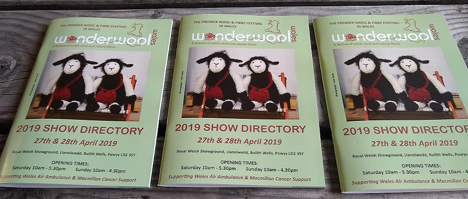 Wonderwool Wales - Programme of events