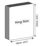 KIng Size bed measurements