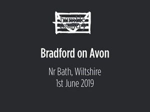 Bradford on Avon Food & Drink Festival 1st June 2019