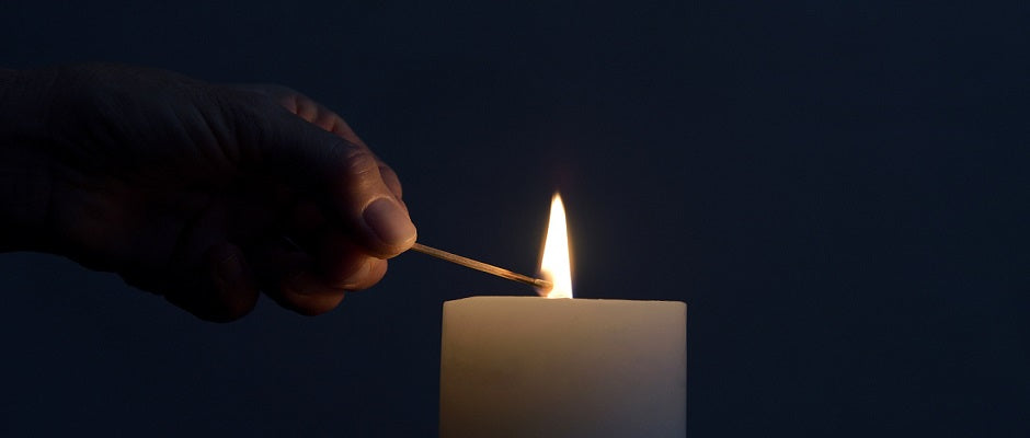 Candle Safety Guidelines - Enjoy our candles but be safe too!