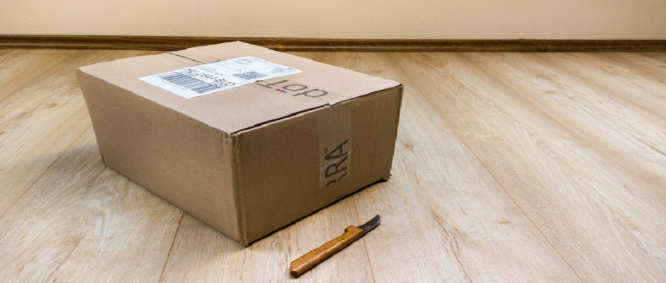 Covid-19 | Advice on receiving a parcel from a courier safely