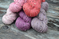Natural dyes - Hand dyed yarn with 100% natural dyes