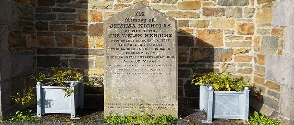 Jemima Nichloas - Heroin of the Last Invasion of Britain