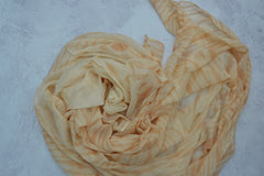Natural dyes for fabric - Hand dyed scarves with 100% natural dyes