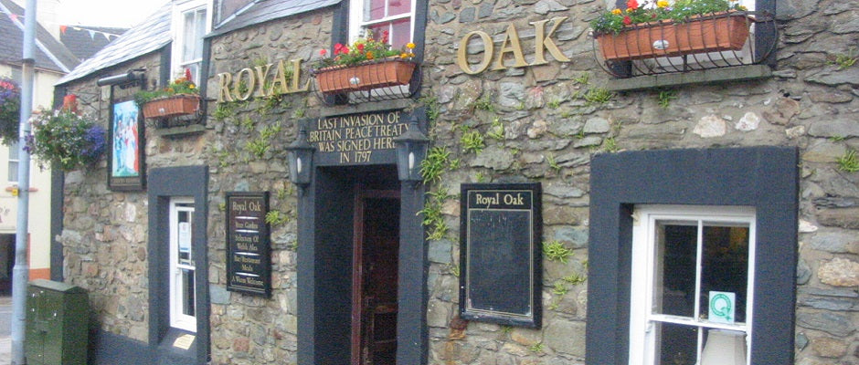 Royal Oak Pub Fishguard