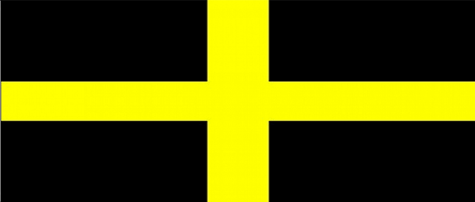 St Davids Flag - St David's Day - Patron Saint of Wales