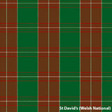 St David's Welsh National Tartan
