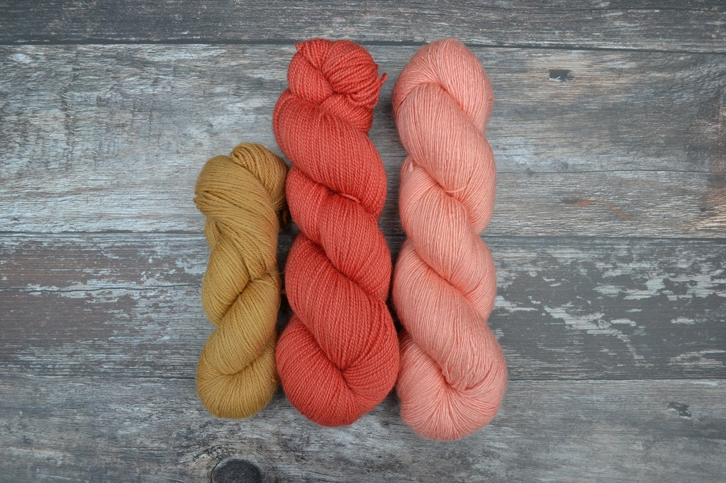 4 Ply Lonely Skeins