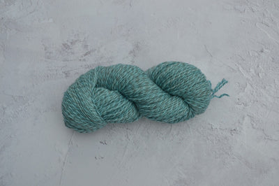 Saxon Blue - Hand dyed yarn with natural botanical dyes.