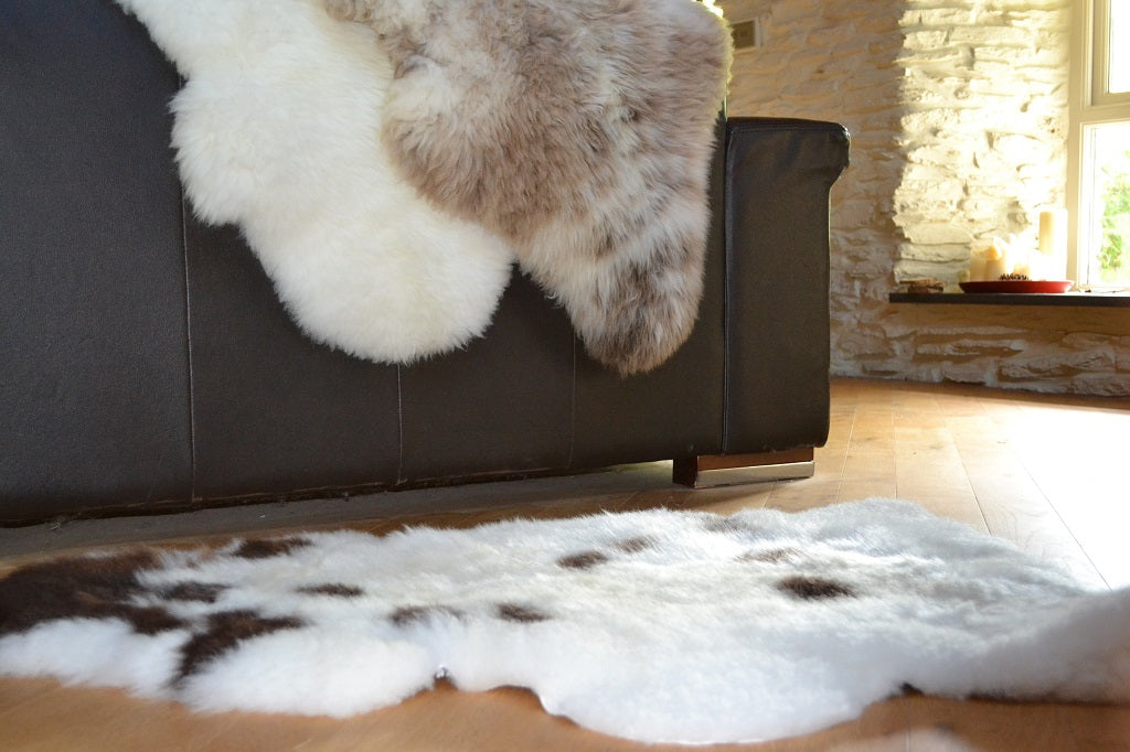 Sheepskin Rugs - Real Sheep Fleece