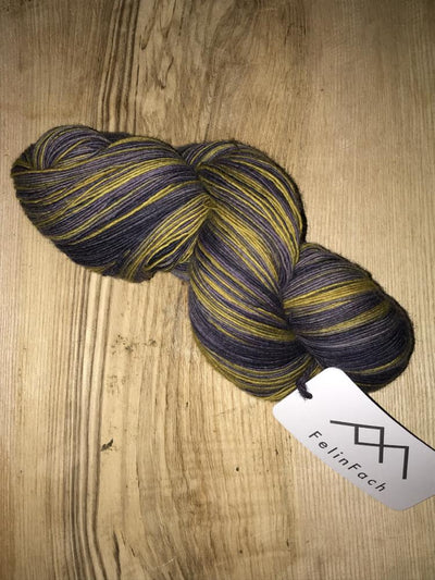 British Falkland Fine Merino yarn - Hand painted