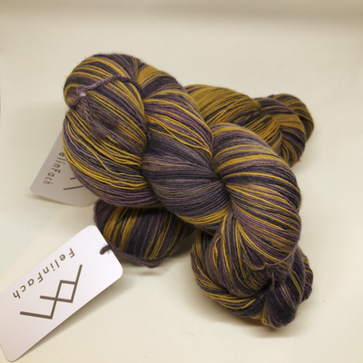 British Falkland Fine Merino yarn - hand crafted