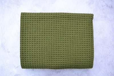 Moss Green with Lambswool