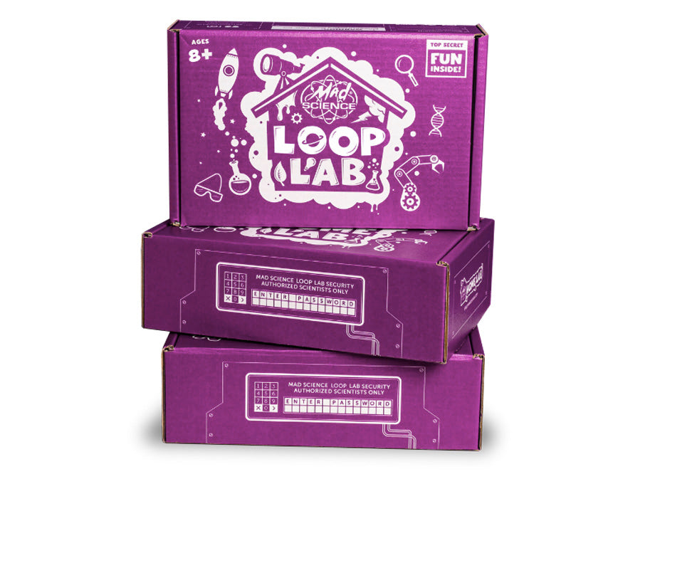 Loop Lab Trio! <br>Get all 3 boxes at once!