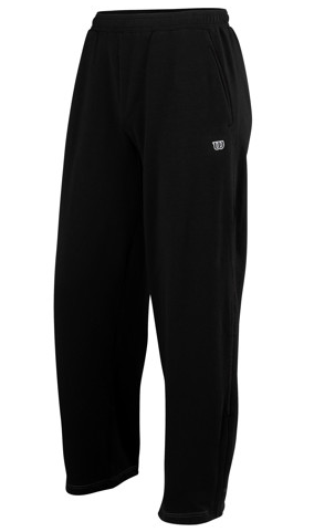 JR COTTON PANT OPEN CUFFS
