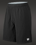 M HYBRD STRCH WVN KNIT 9 SHORT