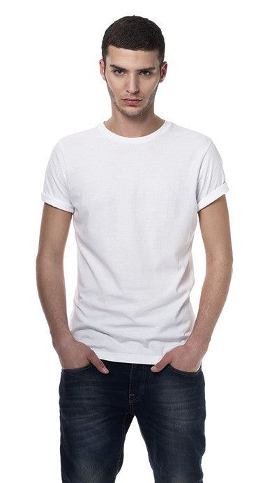 MENS EARTHPOSITIVE® ROLL UP TSHIRT