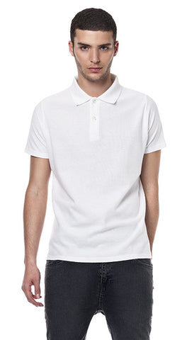 EARTHPOSITIVE MENS POLO SHIRT