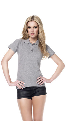 EARTHPOSITIVE® WOMENS POLO SHIRT