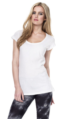 EARTHPOSITIVE® WOMENS TUNIC T-SHIRT